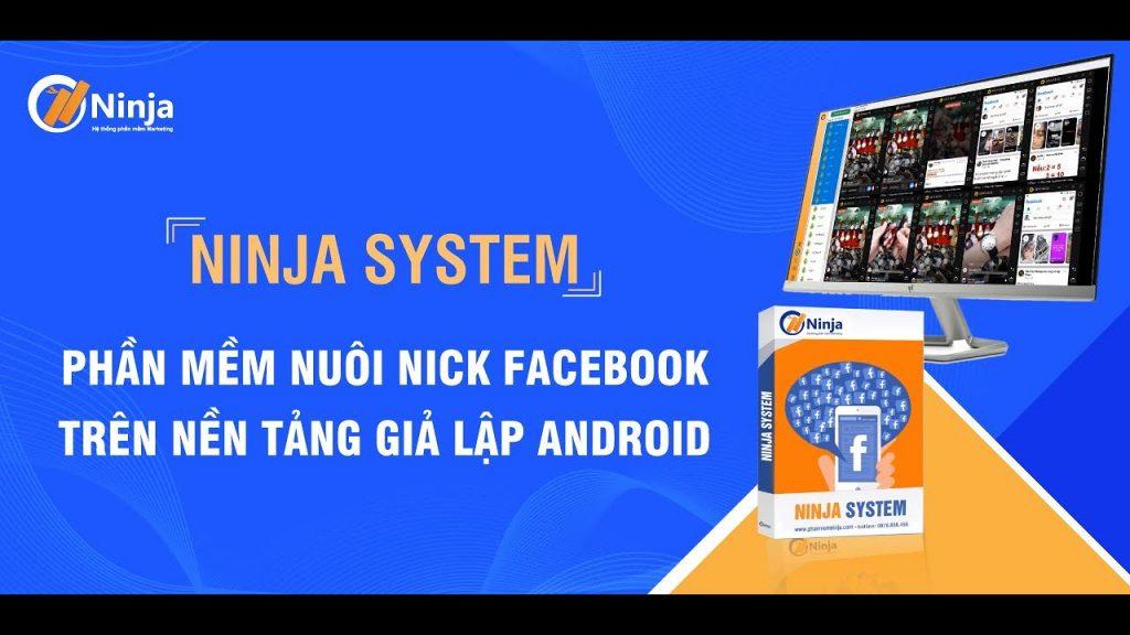 tools nuôi nick facebook